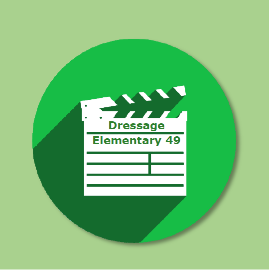 Elementary 49 Dressage